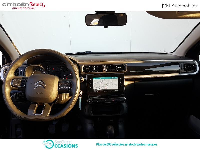 Photo 8 de l'offre de Citroën C3 PureTech 68ch Feel E6.d-TEMP 105g à 13 290 € chez SudOuest Occasions