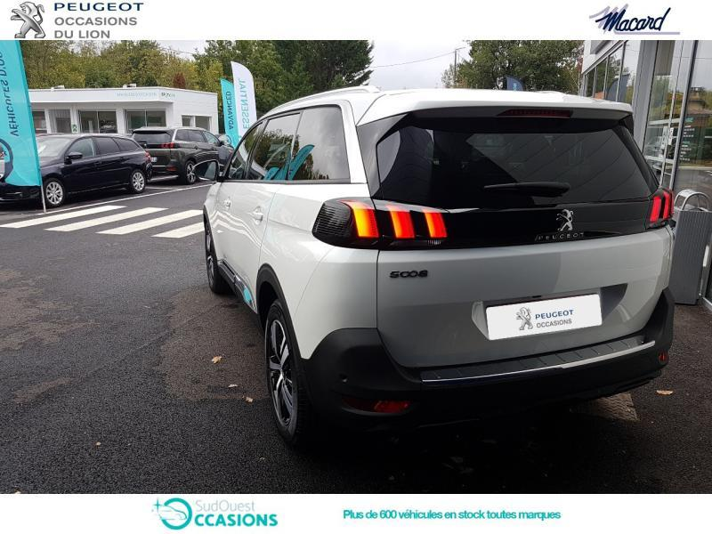 Photo 7 de l'offre de Peugeot 5008 1.5 BlueHDi 130ch S&S Allure EAT8 à 33 880 € chez SudOuest Occasions