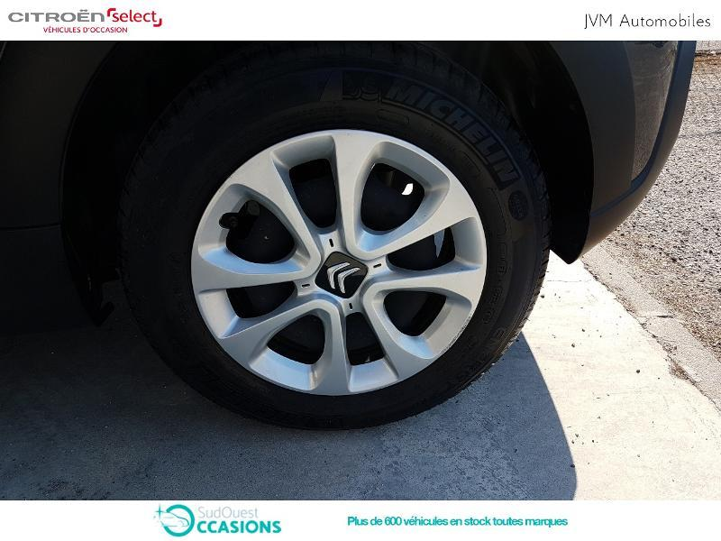 Photo 11 de l'offre de Citroën C3 BlueHDi 100ch Feel S&S E6.d-TEMP à 14 890 € chez SudOuest Occasions