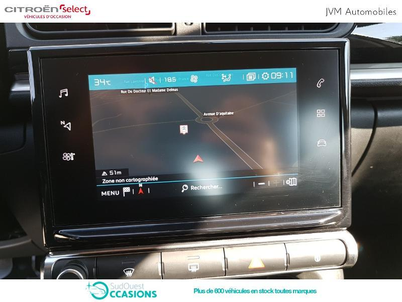 Photo 13 de l'offre de Citroën C3 BlueHDi 100ch Feel S&S E6.d-TEMP à 14 890 € chez SudOuest Occasions