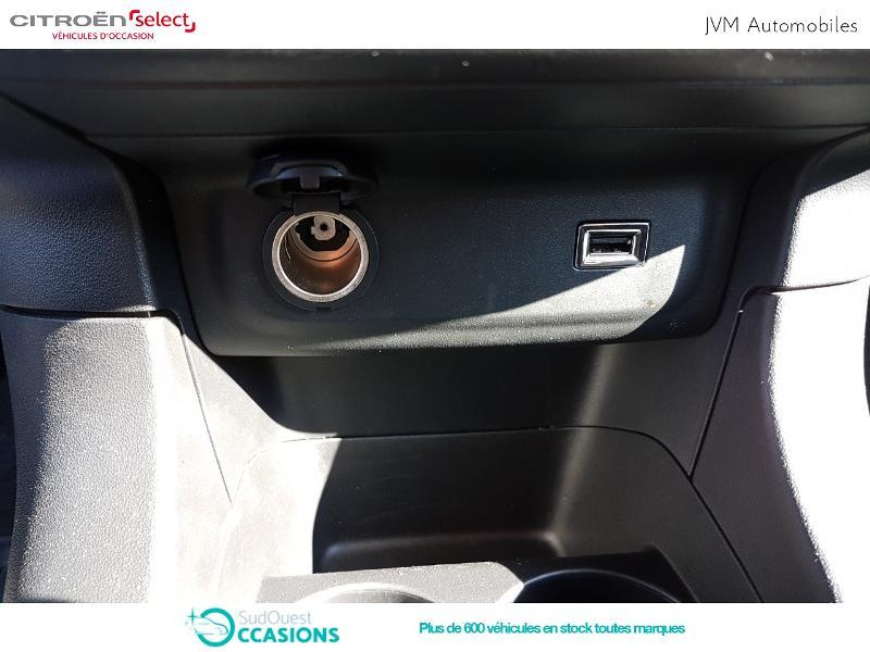 Photo 14 de l'offre de Citroën C3 BlueHDi 100ch Feel S&S E6.d-TEMP à 14 890 € chez SudOuest Occasions