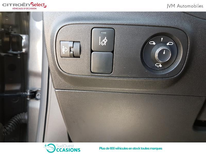 Photo 15 de l'offre de Citroën C3 BlueHDi 100ch Feel S&S E6.d-TEMP à 14 890 € chez SudOuest Occasions