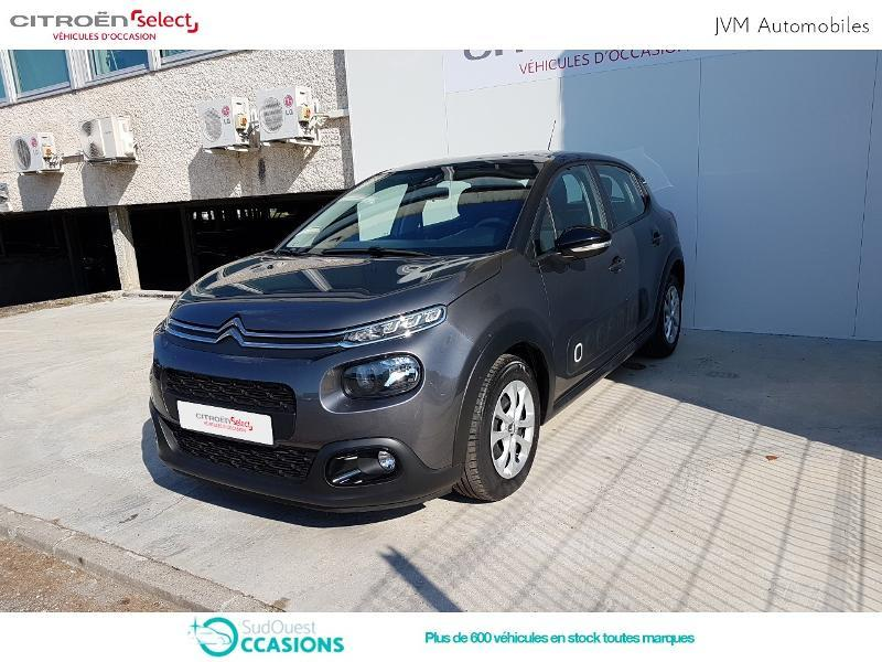 Photo 17 de l'offre de Citroën C3 BlueHDi 100ch Feel S&S E6.d-TEMP à 14 890 € chez SudOuest Occasions