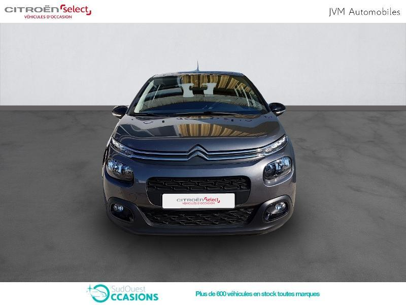 Photo 2 de l'offre de Citroën C3 BlueHDi 100ch Feel S&S E6.d-TEMP à 14 890 € chez SudOuest Occasions