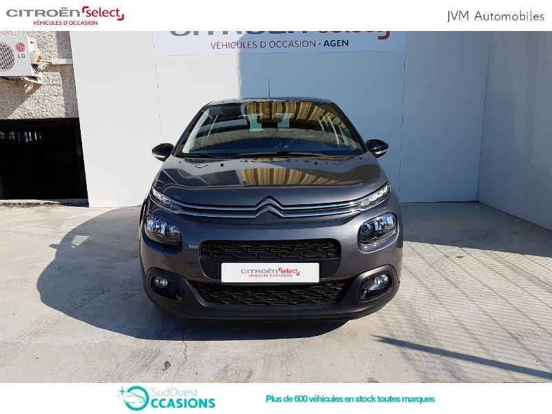 Photo 20 de l'offre de Citroën C3 BlueHDi 100ch Feel S&S E6.d-TEMP à 14 890 € chez SudOuest Occasions