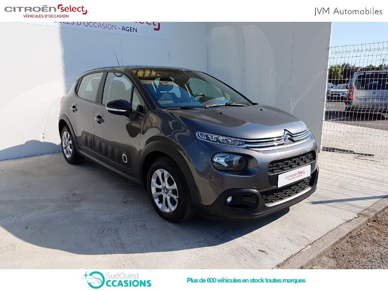 Photo 22 de l'offre de Citroën C3 BlueHDi 100ch Feel S&S E6.d-TEMP à 14 890 € chez SudOuest Occasions