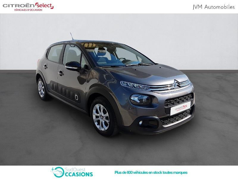 Photo 3 de l'offre de Citroën C3 BlueHDi 100ch Feel S&S E6.d-TEMP à 14 890 € chez SudOuest Occasions
