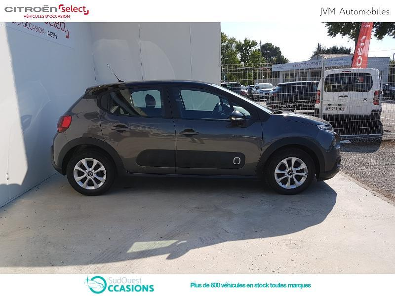 Photo 4 de l'offre de Citroën C3 BlueHDi 100ch Feel S&S E6.d-TEMP à 14 890 € chez SudOuest Occasions