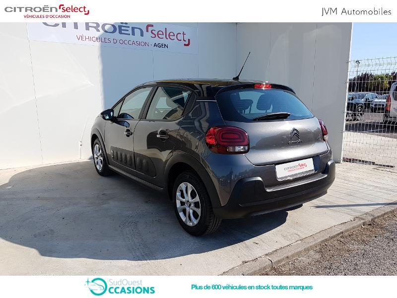 Photo 7 de l'offre de Citroën C3 BlueHDi 100ch Feel S&S E6.d-TEMP à 14 890 € chez SudOuest Occasions