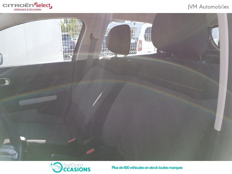 Photo 9 de l'offre de Citroën C3 BlueHDi 100ch Feel S&S E6.d-TEMP à 14 890 € chez SudOuest Occasions