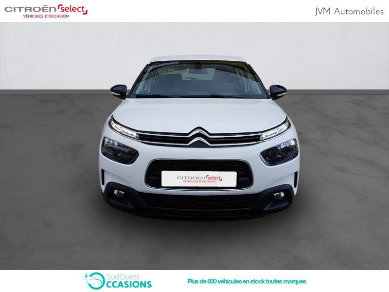 Photo 2 de l'offre de Citroën C4 Cactus PureTech 110ch S&S Feel à 13 290 € chez SudOuest Occasions