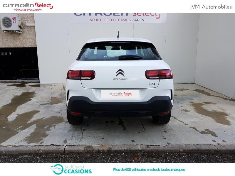 Photo 5 de l'offre de Citroën C4 Cactus PureTech 110ch S&S Feel à 13 290 € chez SudOuest Occasions