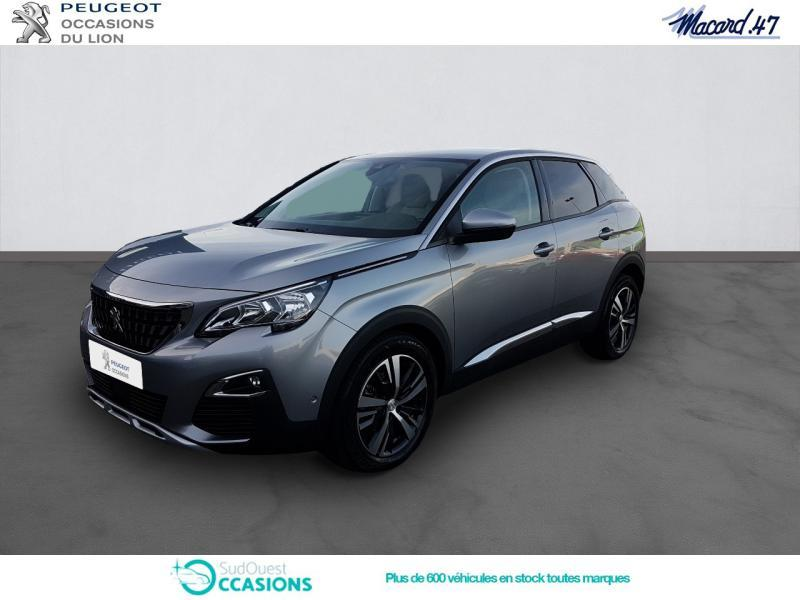 Photo 1 de l'offre de Peugeot 3008 1.6 THP 165ch Allure S&S EAT6 à 22 990 € chez SudOuest Occasions