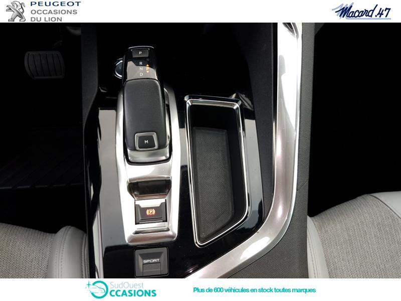 Photo 12 de l'offre de Peugeot 3008 1.6 THP 165ch Allure S&S EAT6 à 22 990 € chez SudOuest Occasions