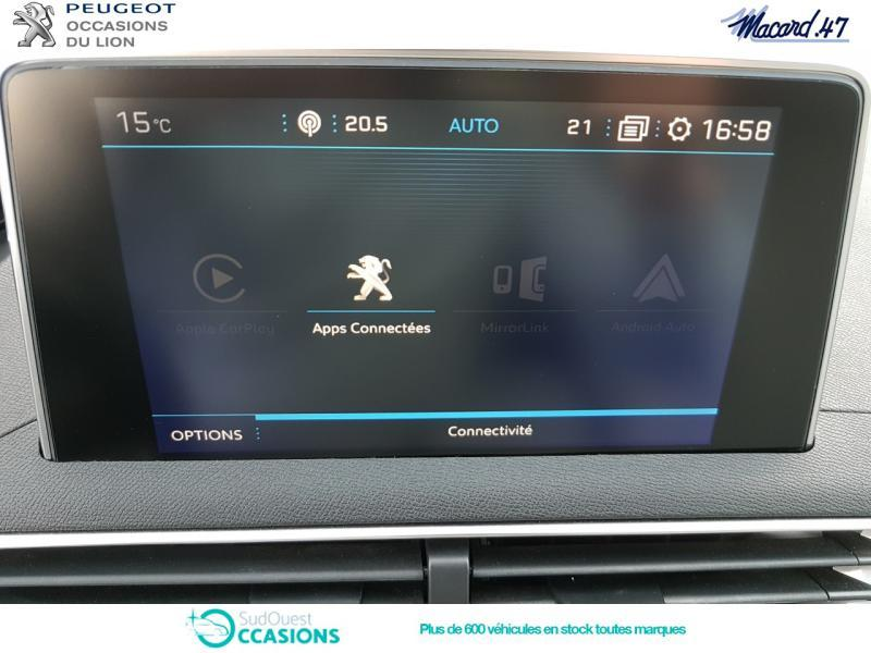 Photo 14 de l'offre de Peugeot 3008 1.6 THP 165ch Allure S&S EAT6 à 22 990 € chez SudOuest Occasions
