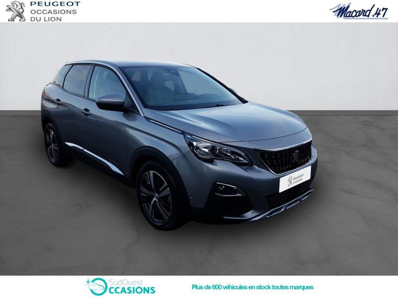 Photo 3 de l'offre de Peugeot 3008 1.6 THP 165ch Allure S&S EAT6 à 22 990 € chez SudOuest Occasions