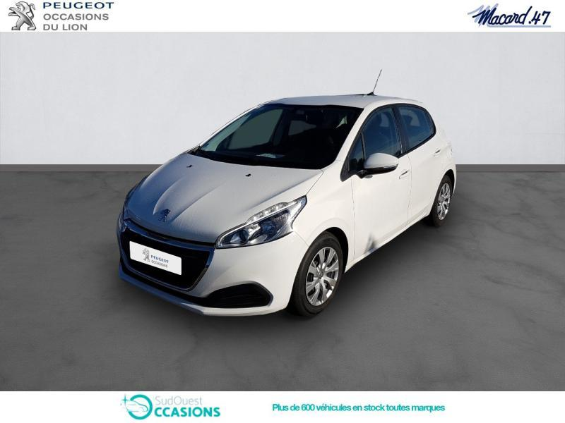 Photo 1 de l'offre de Peugeot 208 1.5 BlueHDi 100ch E6.c Active BVM5 5p à 12 500 € chez SudOuest Occasions