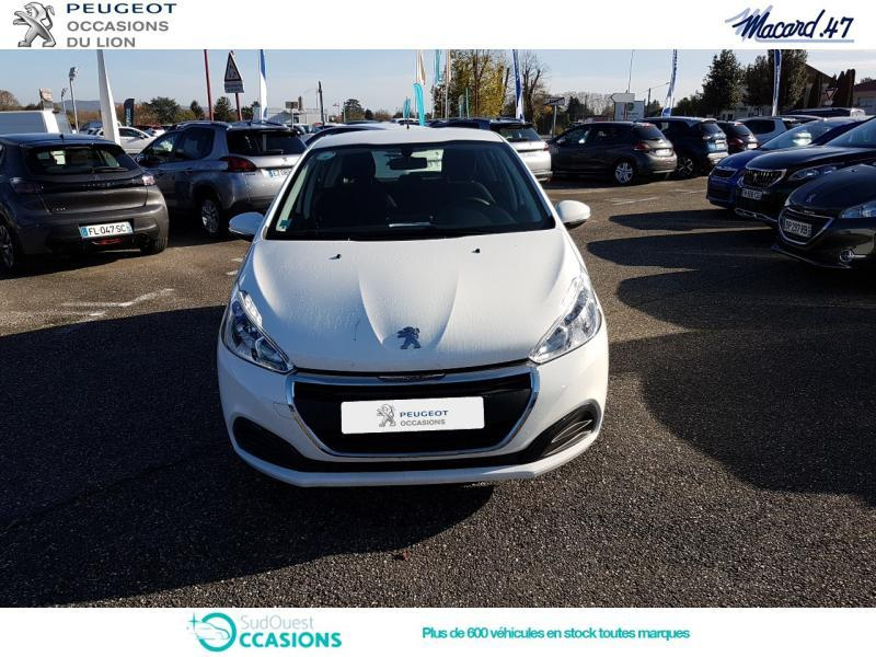 Photo 19 de l'offre de Peugeot 208 1.5 BlueHDi 100ch E6.c Active BVM5 5p à 12 500 € chez SudOuest Occasions