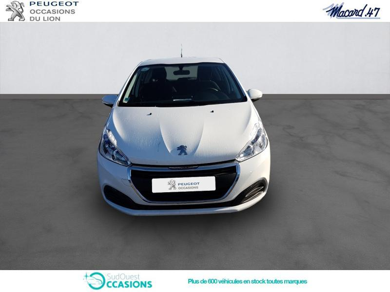 Photo 2 de l'offre de Peugeot 208 1.5 BlueHDi 100ch E6.c Active BVM5 5p à 12 500 € chez SudOuest Occasions