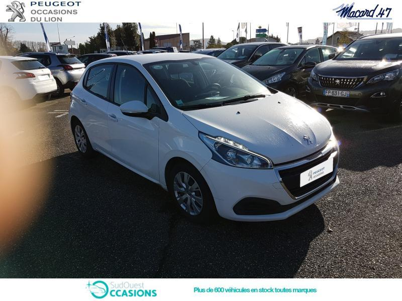 Photo 20 de l'offre de Peugeot 208 1.5 BlueHDi 100ch E6.c Active BVM5 5p à 12 500 € chez SudOuest Occasions