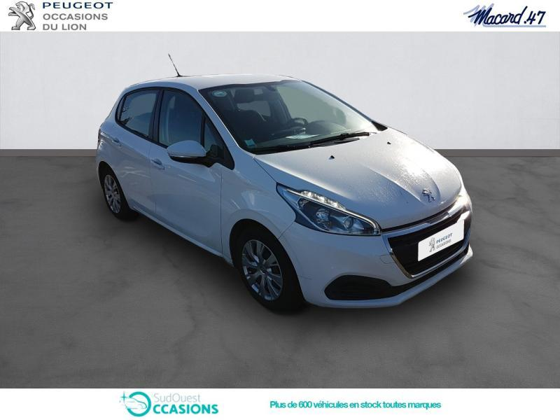 Photo 3 de l'offre de Peugeot 208 1.5 BlueHDi 100ch E6.c Active BVM5 5p à 12 500 € chez SudOuest Occasions