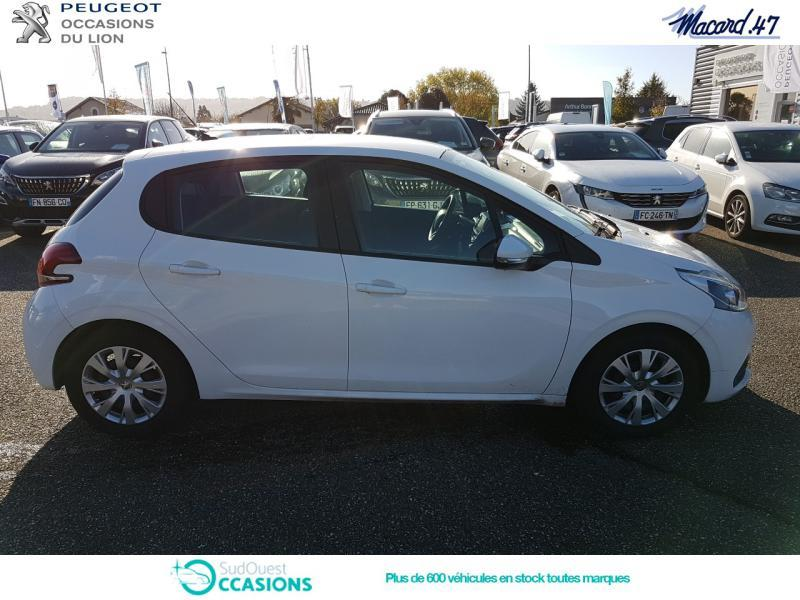 Photo 4 de l'offre de Peugeot 208 1.5 BlueHDi 100ch E6.c Active BVM5 5p à 12 500 € chez SudOuest Occasions