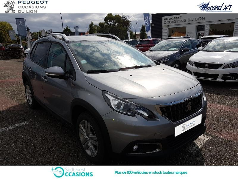 Photo 20 de l'offre de Peugeot 2008 1.2 PureTech 110ch E6.c Signature S&S EAT6 à 16 900 € chez SudOuest Occasions