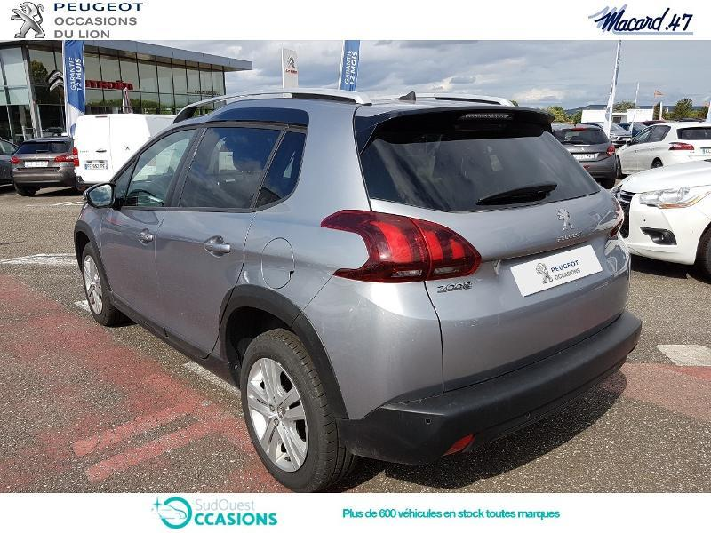 Photo 7 de l'offre de Peugeot 2008 1.2 PureTech 110ch E6.c Signature S&S EAT6 à 16 900 € chez SudOuest Occasions