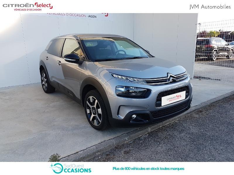 Photo 21 de l'offre de Citroën C4 Cactus PureTech 110ch S&S Shine EAT6 E6.d-TEMP à 16 990 € chez SudOuest Occasions