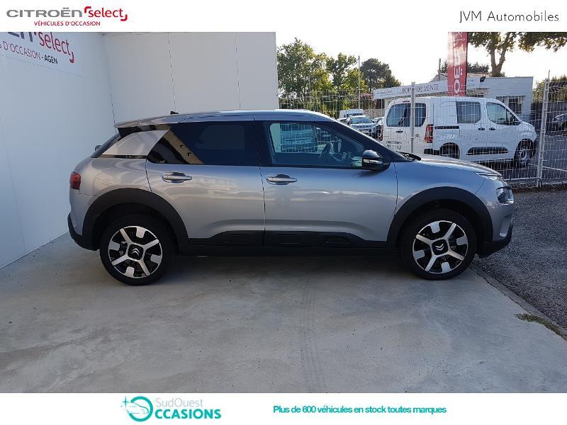 Photo 4 de l'offre de Citroën C4 Cactus PureTech 110ch S&S Shine EAT6 E6.d-TEMP à 16 990 € chez SudOuest Occasions