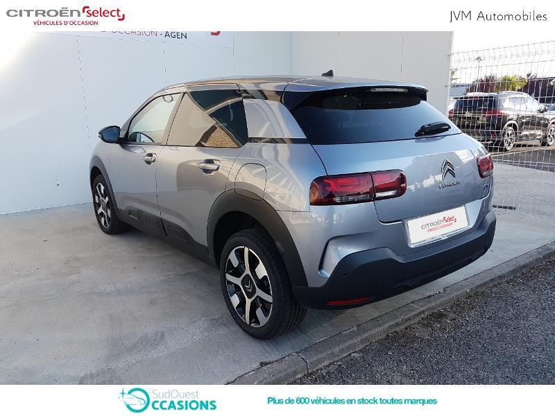 Photo 7 de l'offre de Citroën C4 Cactus PureTech 110ch S&S Shine EAT6 E6.d-TEMP à 16 990 € chez SudOuest Occasions
