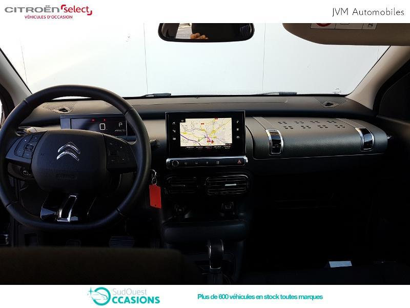 Photo 8 de l'offre de Citroën C4 Cactus PureTech 110ch S&S Shine EAT6 E6.d-TEMP à 16 990 € chez SudOuest Occasions