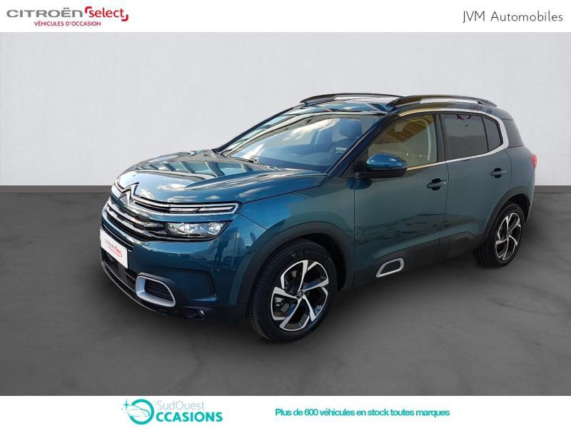 Photo 1 de l'offre de Citroën C5 Aircross PureTech 130ch S&S Shine E6.d-TEMP à 27 290 € chez SudOuest Occasions