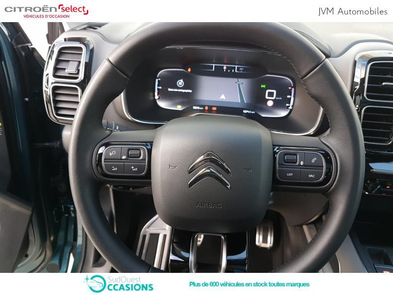 Photo 12 de l'offre de Citroën C5 Aircross PureTech 130ch S&S Shine E6.d-TEMP à 27 290 € chez SudOuest Occasions