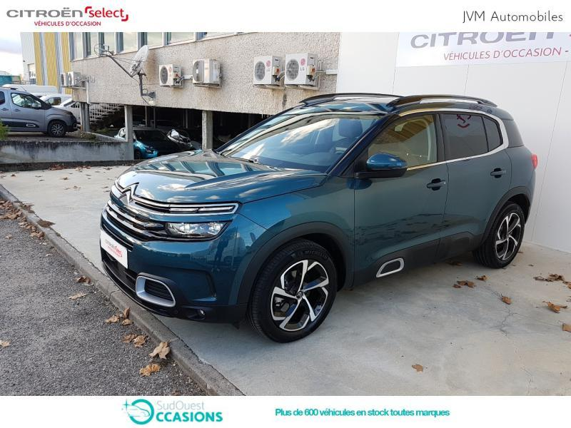 Photo 26 de l'offre de Citroën C5 Aircross PureTech 130ch S&S Shine E6.d-TEMP à 27 290 € chez SudOuest Occasions