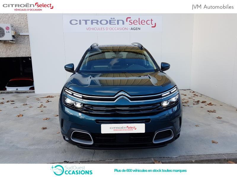 Photo 27 de l'offre de Citroën C5 Aircross PureTech 130ch S&S Shine E6.d-TEMP à 27 290 € chez SudOuest Occasions