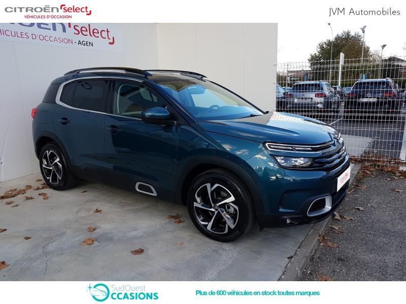 Photo 28 de l'offre de Citroën C5 Aircross PureTech 130ch S&S Shine E6.d-TEMP à 27 290 € chez SudOuest Occasions