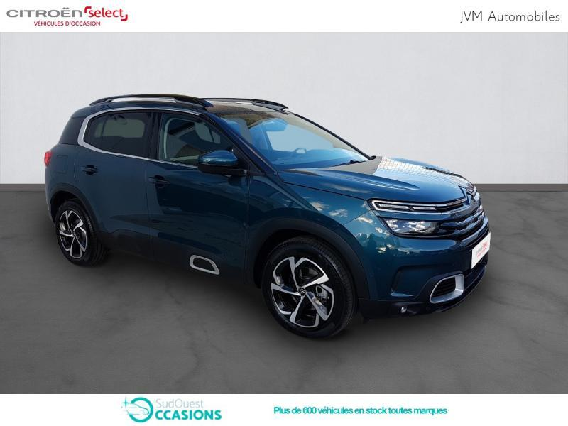Photo 3 de l'offre de Citroën C5 Aircross PureTech 130ch S&S Shine E6.d-TEMP à 27 290 € chez SudOuest Occasions