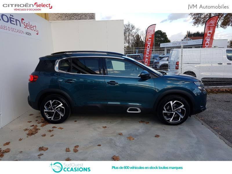 Photo 4 de l'offre de Citroën C5 Aircross PureTech 130ch S&S Shine E6.d-TEMP à 27 290 € chez SudOuest Occasions