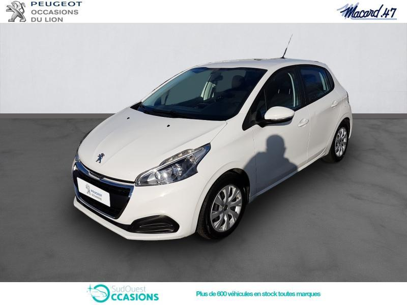 Photo 1 de l'offre de Peugeot 208 1.6 BlueHDi 75ch Active 5p à 10 990 € chez SudOuest Occasions