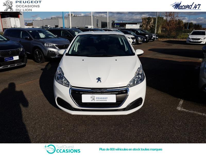 Photo 19 de l'offre de Peugeot 208 1.6 BlueHDi 75ch Active 5p à 10 990 € chez SudOuest Occasions