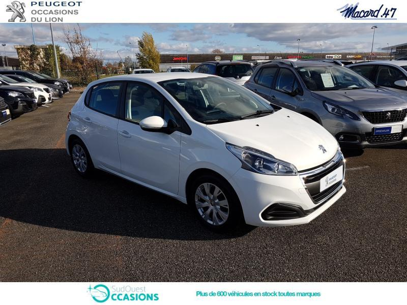 Photo 20 de l'offre de Peugeot 208 1.6 BlueHDi 75ch Active 5p à 10 990 € chez SudOuest Occasions