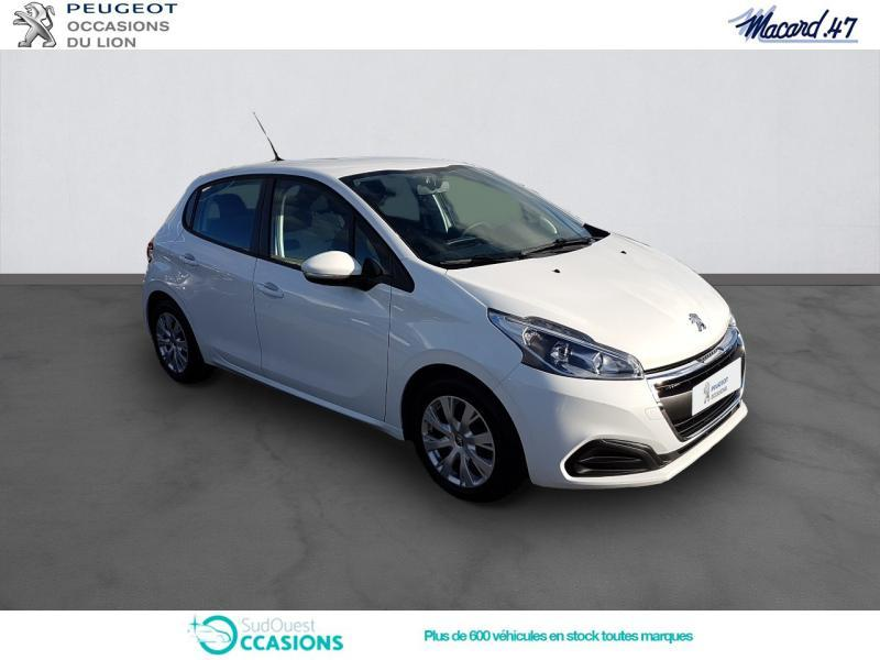 Photo 3 de l'offre de Peugeot 208 1.6 BlueHDi 75ch Active 5p à 10 990 € chez SudOuest Occasions