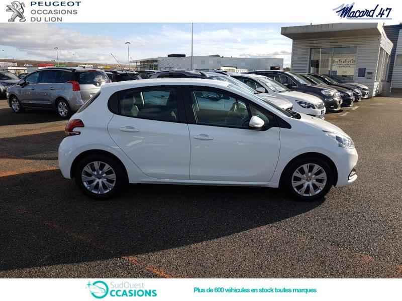 Photo 4 de l'offre de Peugeot 208 1.6 BlueHDi 75ch Active 5p à 10 990 € chez SudOuest Occasions