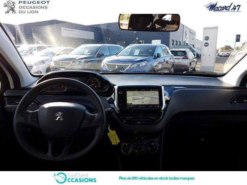 Photo 8 de l'offre de Peugeot 208 1.6 BlueHDi 75ch Active 5p à 10 990 € chez SudOuest Occasions