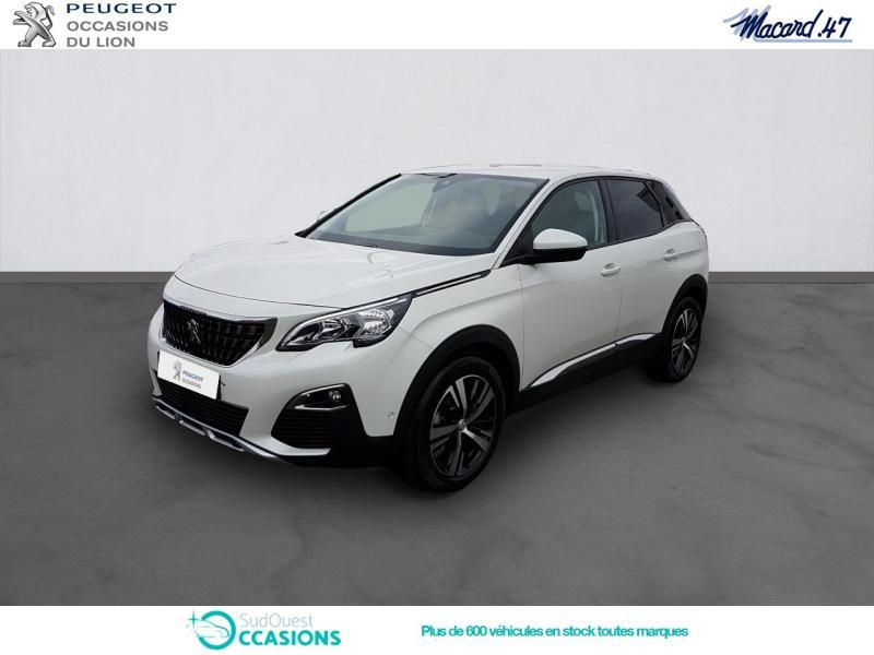 Photo 1 de l'offre de Peugeot 3008 1.5 BlueHDi 130ch E6.c Allure S&S EAT8 à 27 990 € chez SudOuest Occasions