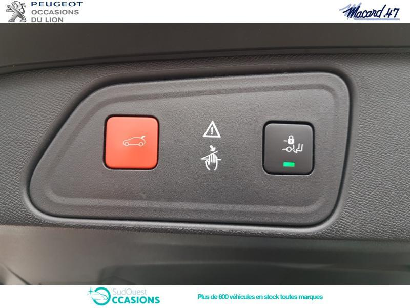 Photo 14 de l'offre de Peugeot 3008 1.5 BlueHDi 130ch E6.c Allure S&S EAT8 à 27 990 € chez SudOuest Occasions