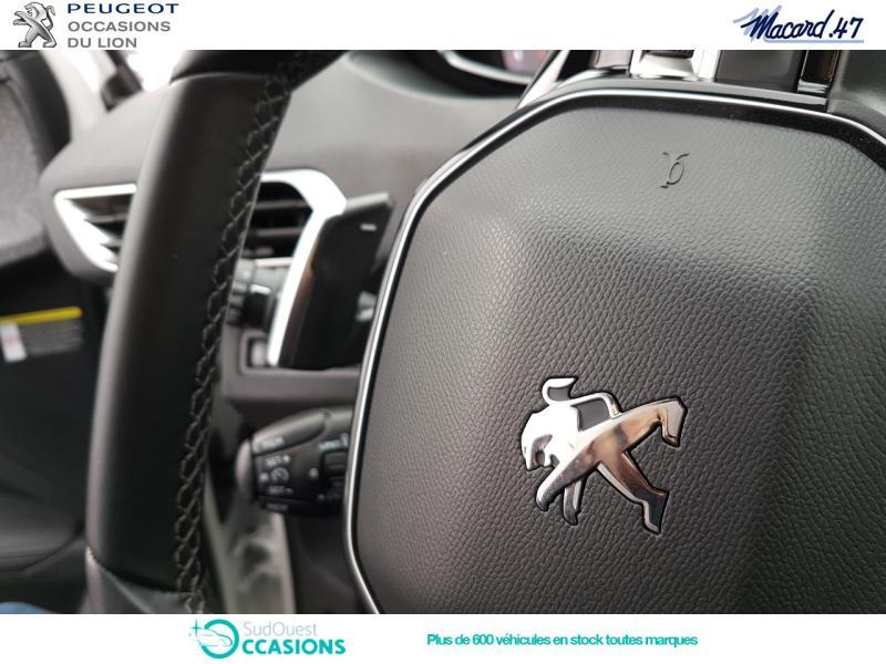 Photo 21 de l'offre de Peugeot 3008 1.5 BlueHDi 130ch E6.c Allure S&S EAT8 à 27 990 € chez SudOuest Occasions