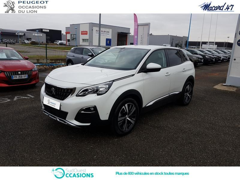Photo 24 de l'offre de Peugeot 3008 1.5 BlueHDi 130ch E6.c Allure S&S EAT8 à 27 990 € chez SudOuest Occasions