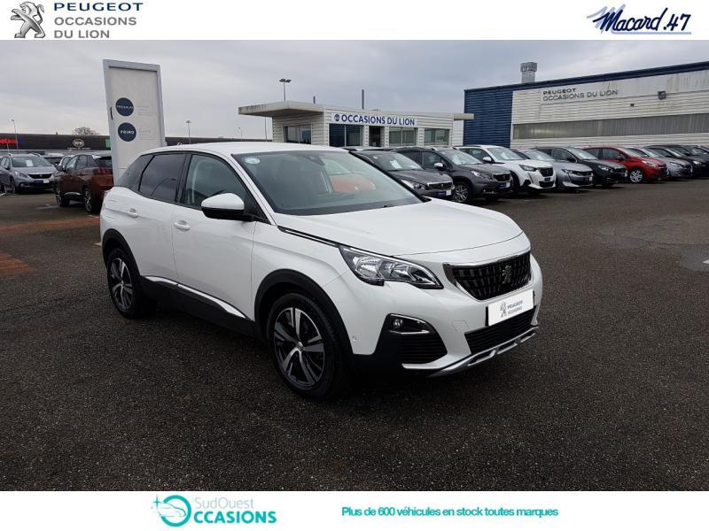 Photo 26 de l'offre de Peugeot 3008 1.5 BlueHDi 130ch E6.c Allure S&S EAT8 à 27 990 € chez SudOuest Occasions